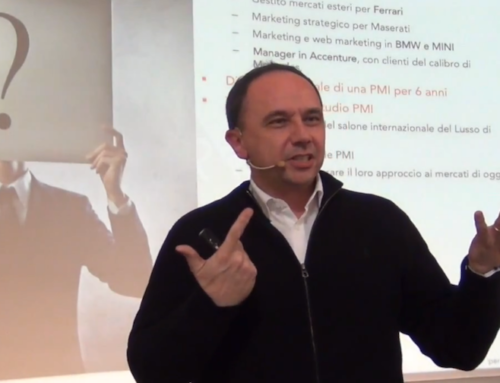 (Video) Strategia di Marketing e Vendite: dove vai se una  non ce l'hai?